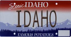 Idaho_license_plate_-_passenger_baseplate_-_2008